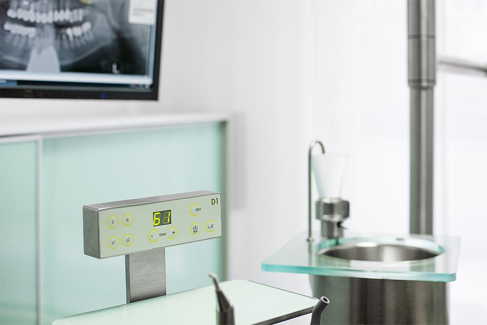 Einrichtung - Zahnarztpraxis in 40545 Düsseldorf